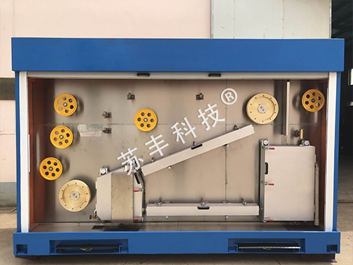 Model 2 of Zhongda La 350 Annealing Equipment