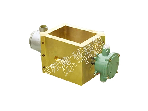 Cast Copper Heater