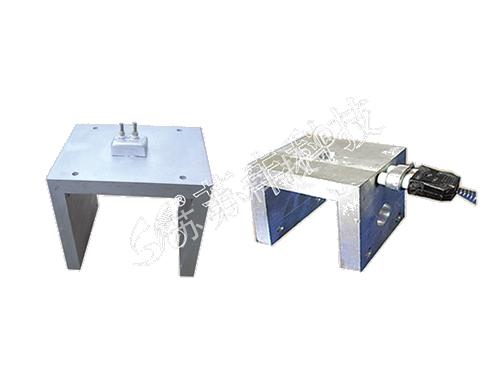 Cast aluminium heater