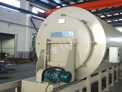 Annealing Furnace for Copper Material and Wire